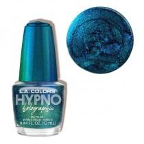 LA Colors Hypno Holographic Nail Polish - Voodoo