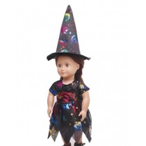 """18"""" Witch Outfit"""