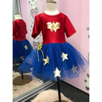 Wonder Girl Dress