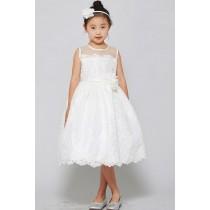 Zoe Dress - Off White