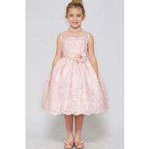 Zoe Dress - Pink