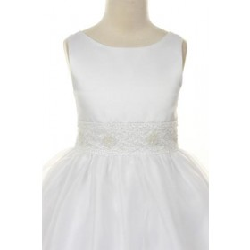 Victoria Dress - Ivory