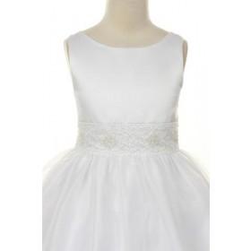 Victoria Dress - White