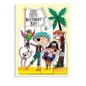 Rachel Ellen Card - Ahoy There
