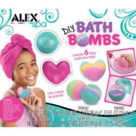 Alex Spa D.I.Y Bath Bombs