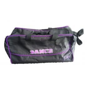 Dance 100 Bag - Black w Purple