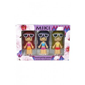Miki - Beach Girl Lip Palette