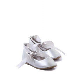 Bella flat - Silver