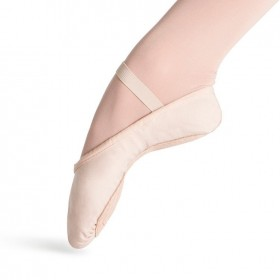Canvas Full Sole Ballet Slippers (9 B) (approx.15.5cm)