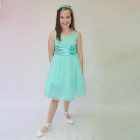 Chelsea Dress - Mint