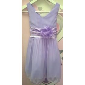 Chelsea Dress - Lilac - Size 7/8 *FINAL STOCK