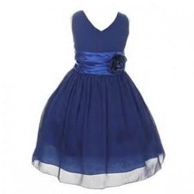 Chelsea Dress - Royal Blue