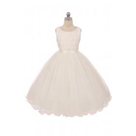 Ella Dress - Ivory