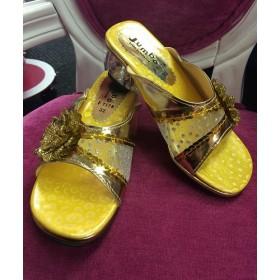 Princess Heels - Gold (Style - F7178)