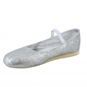 Glitter Shoes - Silver