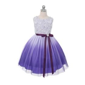 Juliana Dress - Purple