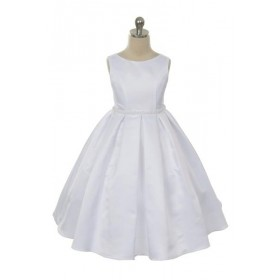 Kelly Dress - White