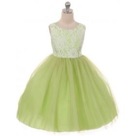 Lauren Dress - Green