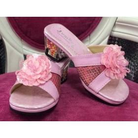 Princess Heels - Light Pink (Style - F7172)