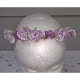 Flower Garland - Lilac *Estimated arrival early July*