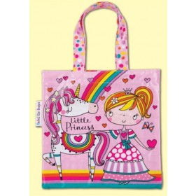 Rachel Ellen Little Princess Tote Bag