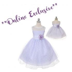 Masie Dress - Lilac - RRP: $95
