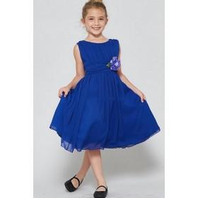 Maria Dress - Royal Blue
