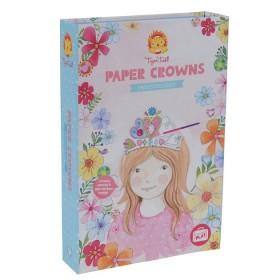 Tiger Tribe Paper Crowns - Princess Gems