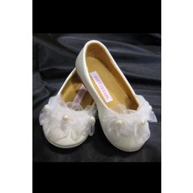 Pearl flats - Ivory