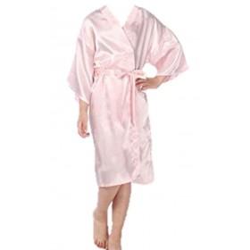 Flower Girl Robes - Light Pink