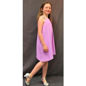 Polly Dress - Lilac