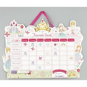 Floss & Rock - Princess - Reward Chart