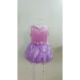 Pumpkin Dress - Mauve - Size 6