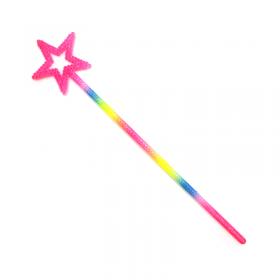 Rainbow Star Wand