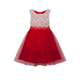 Sasha Dress - Red