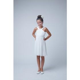 Adina Dress - Off White