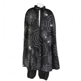 Spider, Skull Reversible Cape