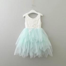 Stella Dress - Mint