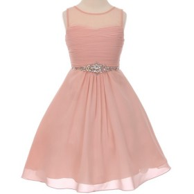 Tatiana Dress - Blush