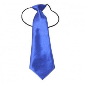 Kids Tie - Royal Blue