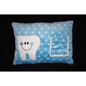 Tooth Fairy Pillow - Blue