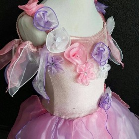 Whimsical Fairy Dress - Light Pink