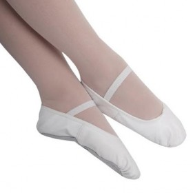 Paul Wright Ballet Flats - Full sole - (White)