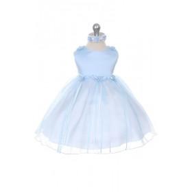 Zahara Dress - Blue