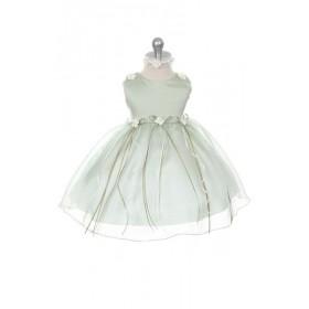 Zahara Dress - Sage Green