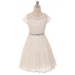 Isabella Dress - Off White