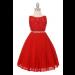 Jessica Dress - Red