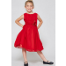 Maria Dress - Red