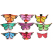 Chiffon Printed Butterfly Wings (Available in Many Colours)