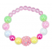 Pink Poppy Pastel Dream Bracelet - Pink